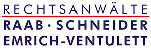 Rechtsanwälte Raab · Schneider · Emrich-Ventulett
